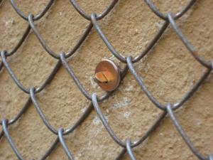Сетка-рабица для выравнивания стен
