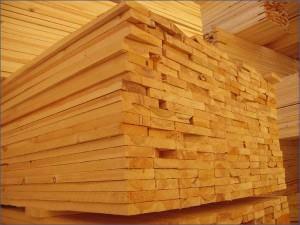 Доски из лиственных пород древесины