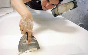 Шпаклевание и грунтовка поверхностей