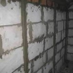 Как правильно штукатурить стены из пеноблоков