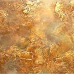 Текстурированная поверхность стены