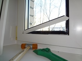 Замена стеклопакетов в пластиковых окнах своими руками