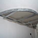 Металлический каркас для потолка