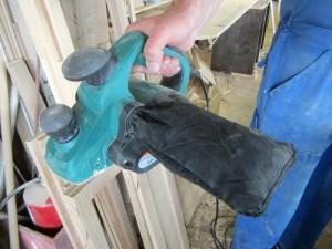 Инструмент со стружкоприемником