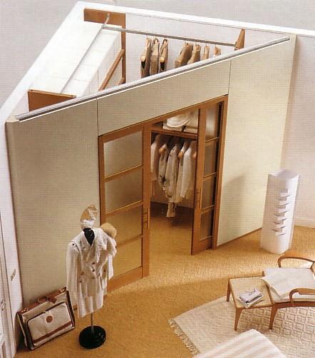 Гардеробная комната своими руками из фото