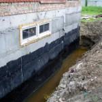 Не допускайте ошибок при гидроизоляции фундамента, ознакомьтесь со СНиП