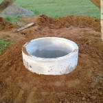 Технология изготовления глиняного замка для колодца