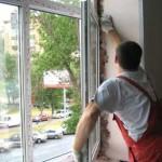 Установить пластиковое окно своими руками