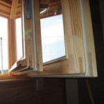 Пазовое утепление деревянного окна