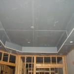 Черновой вариант потолка