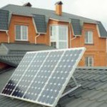 Отопление дома с помощью солнечных батарей