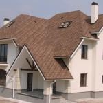 Покатая мягкая крыша