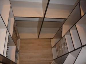 Организация внутреннего пространства гардероба