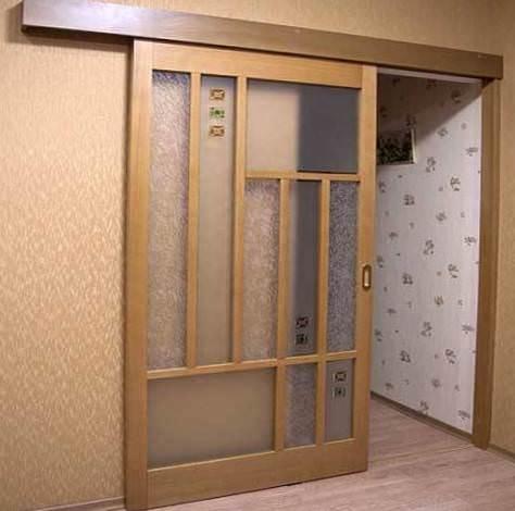 Установка раздвижных межкомнатных дверей своими руками (фото видео)