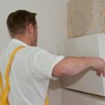 Как утеплить стены пенопластом изнутри своими руками
