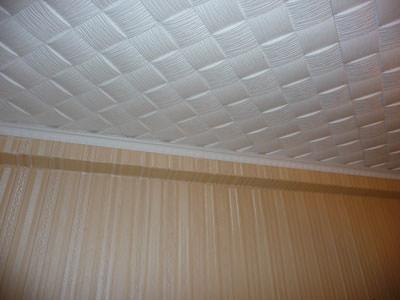 Плитка потолочная бесшовная фото