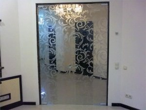 Матовые стекла
