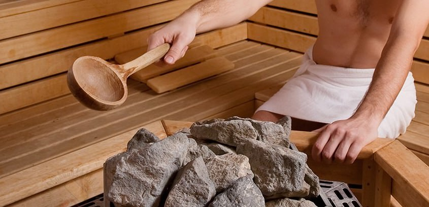 Где набрать камней для бани