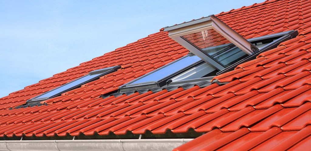 Крыша из металлопрофиля
