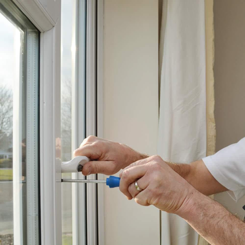 как отрегулировать пластиковые окна на зимний