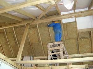 Утепление крыши изнутри — основные нюансы