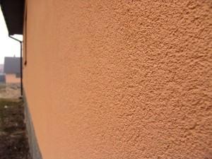 Фасадная штукатурка для наружных работ
