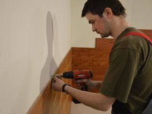 Как крепить МДФ панели к стене — пошаговая инструкция