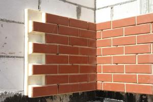 Клинкерные панели для фасада — этапы отделки