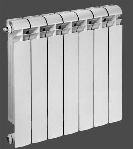 Биметаллические радиаторы отопления — основные моменты