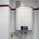 Бойлер для горячей воды