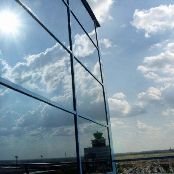 Тонировочная пленка для окна Архитектурная