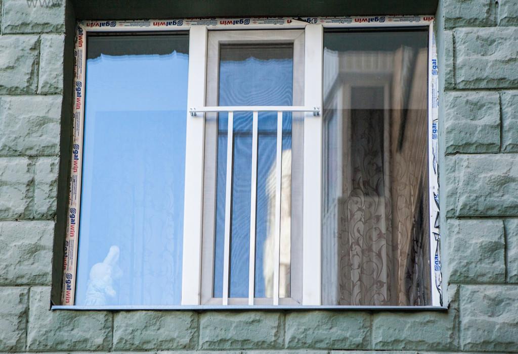 Защитные решётки на окна