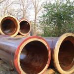 Керамическая труба для дымоходов