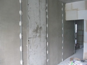 Маячки для выравнивания стен