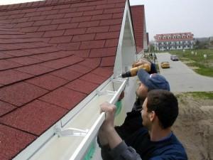 Отлив для крыши
