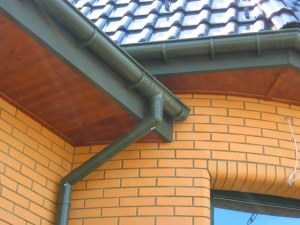 Отлив для крыши: инструкция для самостоятельного монтажа