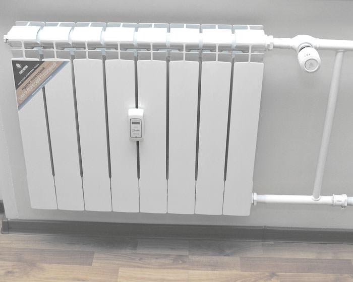 Счетчик на отопление на квартиру
