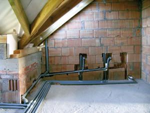 Каким должен быть уклон канализационных труб
