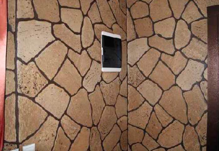 Панели под камень