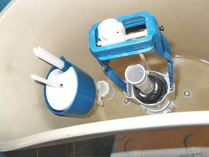 Как выбрать и установить поплавки для унитазов