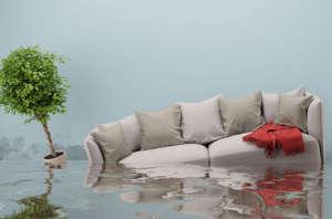 оценка ущерба после залива